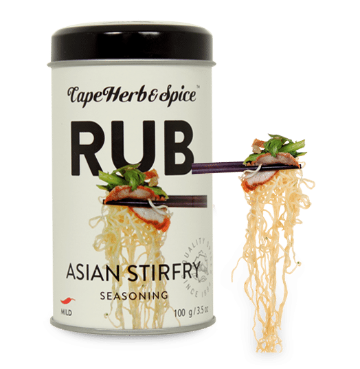 Cape Herb & Spice Asian Stir Fry Rub